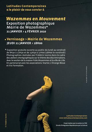 Exposition Wazemmes en mouvement 2010
