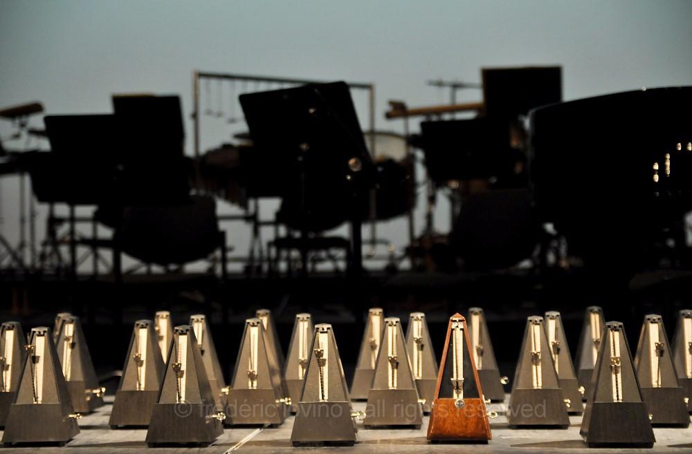 """Evènement """"Labyrinthe Ligeti"""" - Ensemble Ictus – Opéra de Lille – photographie © Frédéric Iovino"""