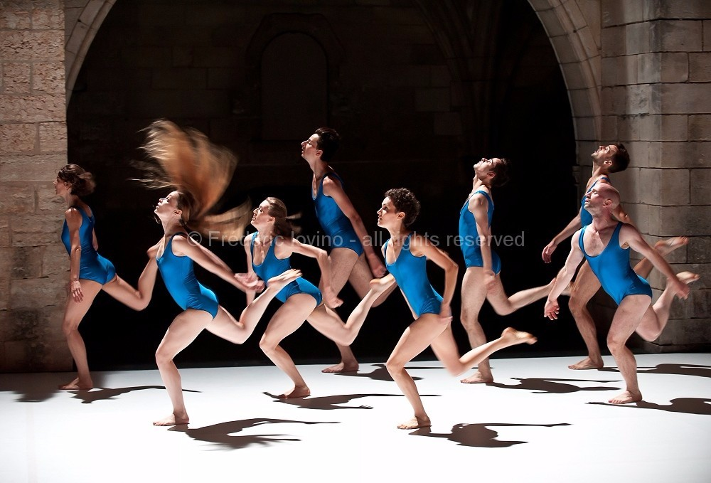 LIED BALLET (Thomas Lebrun , 2014) - photographie © Frédéric Iovino