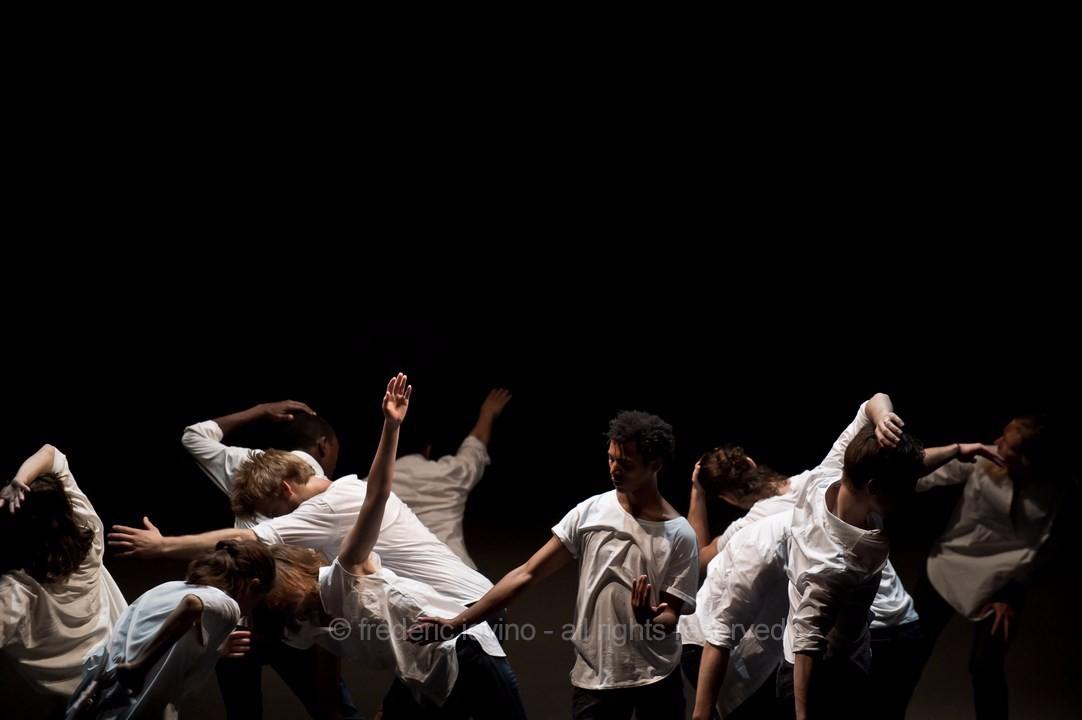 UN SACRE (Daniel Linehan, 2016) - Opéra de Lille - photographie © Frédéric Iovino