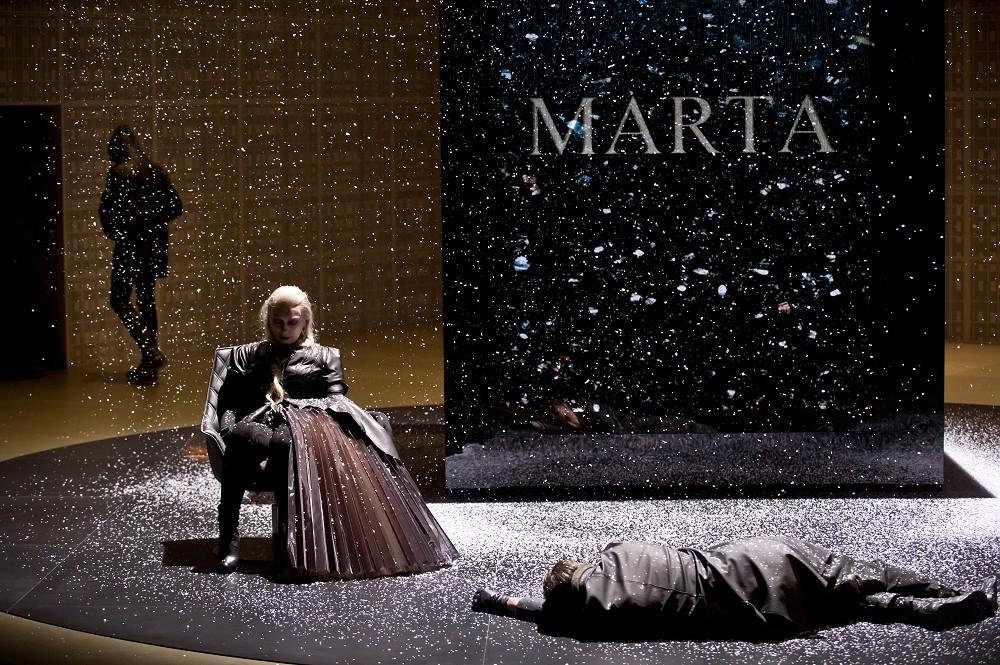 MARTA (Ludovic Lagadre, 2016) - photographie ©  Frédéric IOVINO