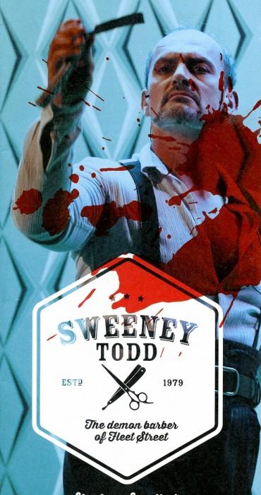 Programme de salle SWEENEY TODD