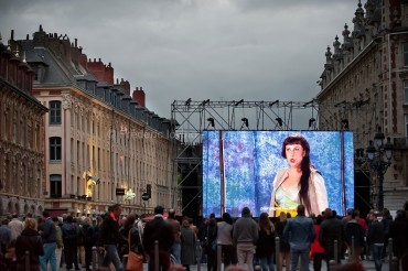 Retransmission Madama Butterfly Lille