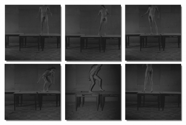 Autoportraits 1998-2003 © Frédéric Iovino