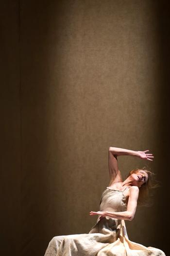 DIALOGUE WITH ROTHKO (Carolyn Carlson 2013)