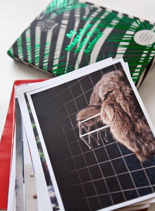 "Publication A5 magazine ""Animal"""